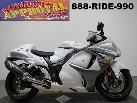 2013 Suzuki Hayabusa for sale in Sandusky, MI