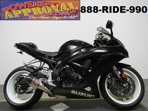 2008 Suzuki GSX-R600 for sale in Sandusky, MI