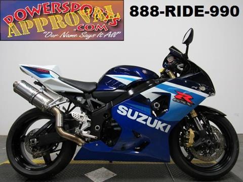 2005 Suzuki GSX-R600 for sale in Sandusky, MI
