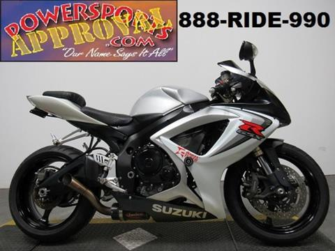 2006 Suzuki GSX-R600 for sale in Sandusky, MI