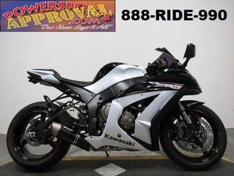 Used Kawasaki Ninja Zx 10r For Sale In Miami Fl Carsforsalecom