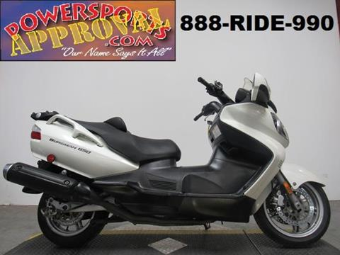 2006 Suzuki Burgman for sale in Sandusky, MI