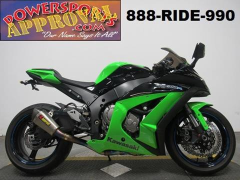 Used Kawasaki Ninja Zx 10r For Sale In Michigan Carsforsalecom