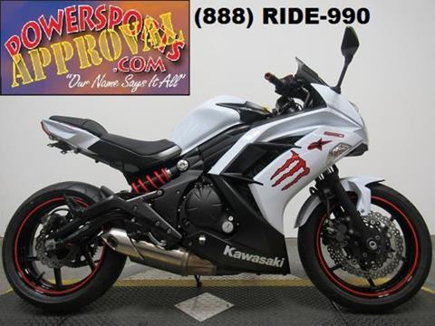 Used Kawasaki Ninja 650r For Sale Carsforsalecom