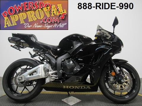 2015 Honda CBR600RR for sale in Sandusky, MI