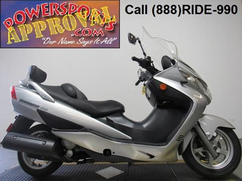 2005 Suzuki Burgman for sale in Sandusky, MI