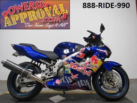 2000 Honda CBR600RR for sale in Sandusky, MI