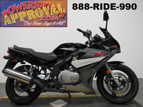 2009 Suzuki GS500F for sale in Sandusky, MI