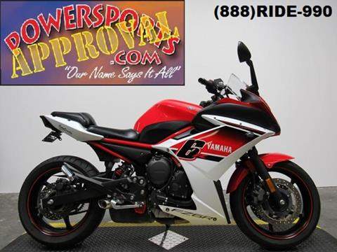 2014 Yamaha FZ6R for sale in Sandusky, MI