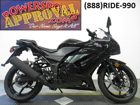 2012 Kawasaki Ninja 250R for sale in Sandusky, MI