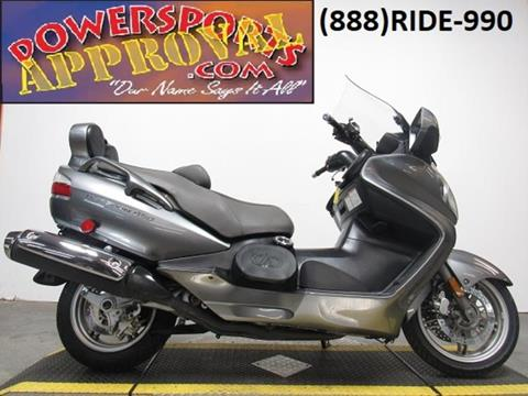 2011 Suzuki Burgman For Sale In Sandusky Mi