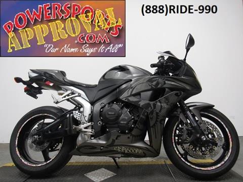 2008 Honda CBR600RR for sale in Sandusky, MI
