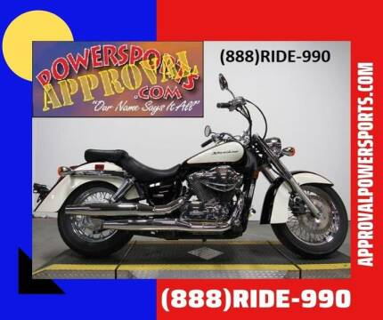 2008 Honda Shadow® 750 for sale at Approval Powersports in Sandusky MI