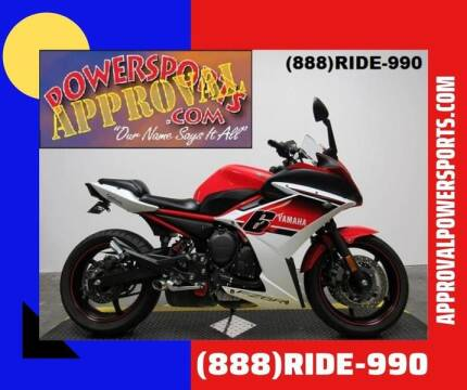 2014 Yamaha FZ6R for sale at Approval Powersports in Sandusky MI