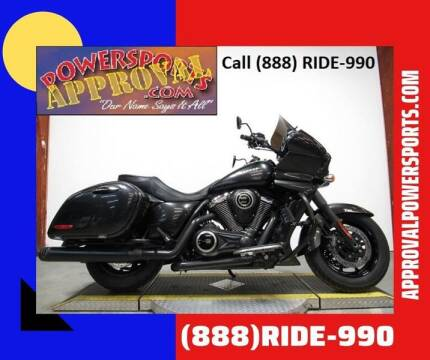2015 Kawasaki Vulcan for sale at Approval Powersports in Sandusky MI
