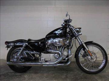 2008 Harley-Davidson Sportster for sale in Sandusky, MI
