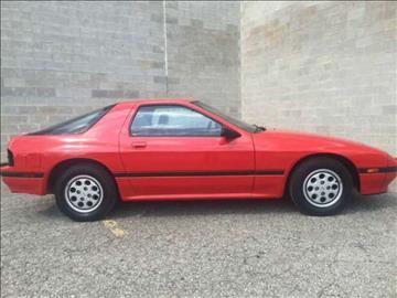 1987 Mazda RX-7 for sale in Sandusky, MI