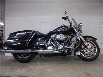 2013 Harley-Davidson Road King for sale in Sandusky, MI