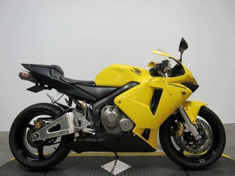 2003 Honda CBR600RR for sale in Sandusky, MI