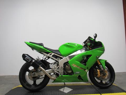 2003 Kawasaki Ninja ZX-6R for sale in Sandusky, MI