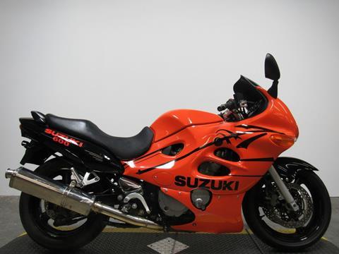 2003 Suzuki GSXR600 for sale in Sandusky, MI