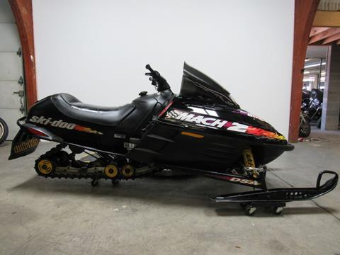 1998 Ski-Doo Mach Z