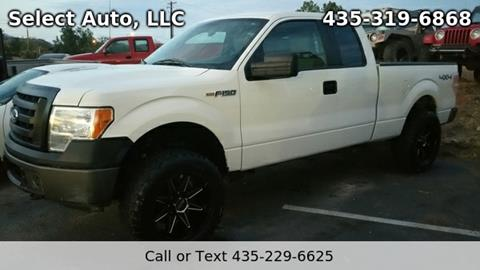 2011 Ford F-150 for sale in Santa Clara, UT