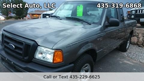 2005 Ford Ranger for sale in Santa Clara, UT