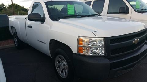 2007 Chevrolet Silverado 1500 for sale in Santa Clara, UT