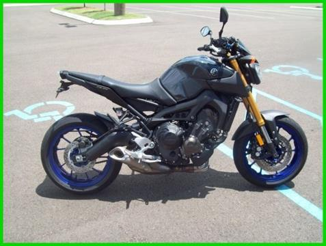 2014 Yamaha FZ09 for sale in Santa Clara, UT