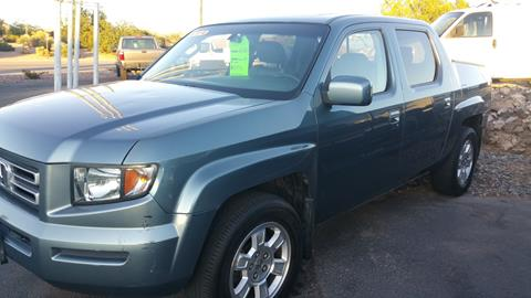 2008 Honda Ridgeline for sale in Santa Clara, UT