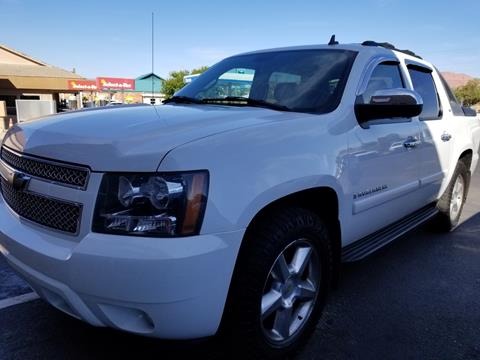 2007 Chevrolet Avalanche for sale in Santa Clara, UT