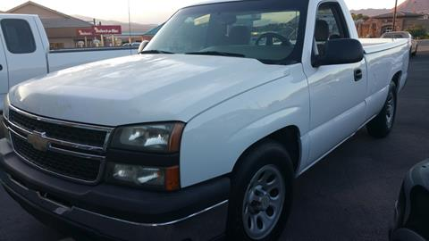 2006 Chevrolet Silverado 1500 for sale in Santa Clara, UT