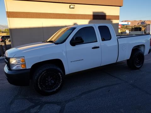 2010 Chevrolet Silverado 1500 for sale in Santa Clara, UT
