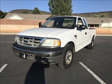 2003 Ford F-150 for sale in Santa Clara, UT