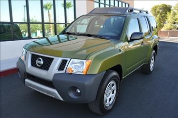 2012 Nissan Xterra for sale in Las Vegas, NV