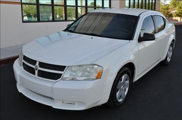 2008 Dodge Avenger for sale in Las Vegas, NV