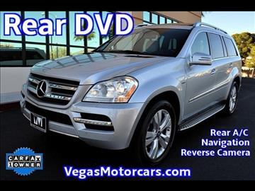 Used mercedes benz gl class for sale las vegas nv for Cartwright motors las vegas nv