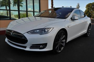 2015 Tesla Model S for sale in Las Vegas, NV