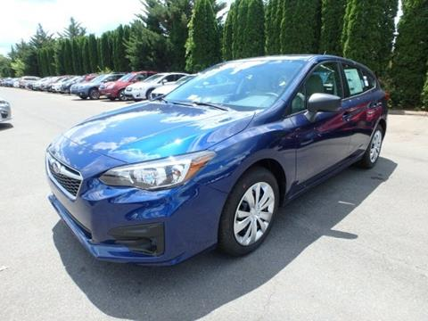2017 Subaru Impreza for sale in Winchester VA