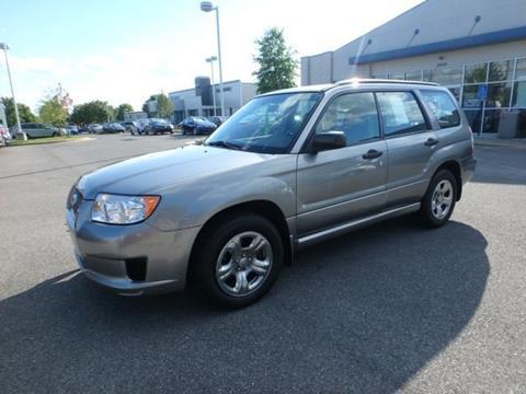 2007 Subaru Forester for sale in Winchester, VA