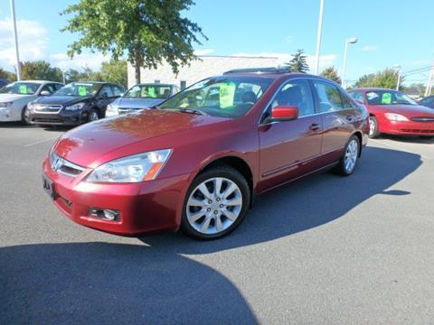 2006 Honda Accord for sale in Winchester, VA