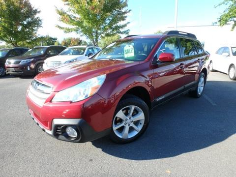 2013 Subaru Outback for sale in Winchester VA