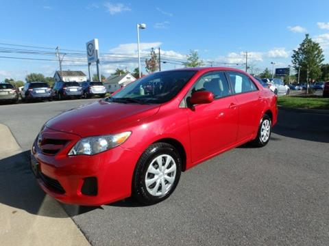 2011 Toyota Corolla for sale in Winchester, VA