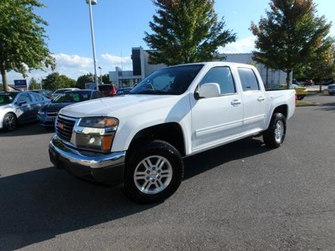 2011 GMC Canyon for sale in Winchester, VA