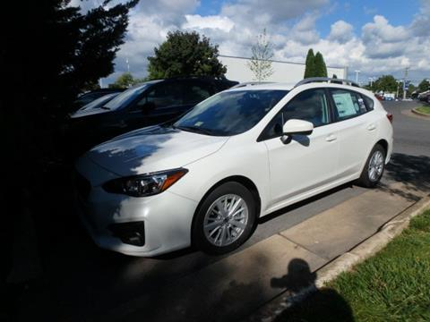 2018 Subaru Impreza for sale in Winchester VA