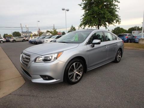 2017 Subaru Legacy for sale in Winchester VA