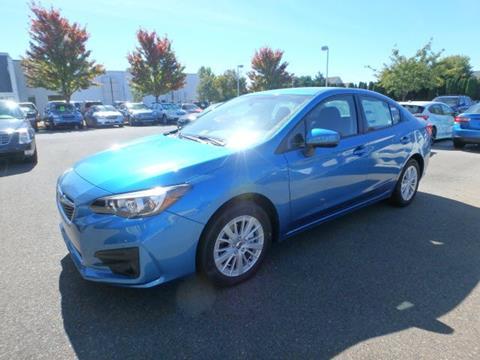 2018 Subaru Impreza for sale in Winchester VA