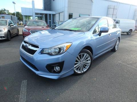 2012 Subaru Impreza for sale in Winchester VA