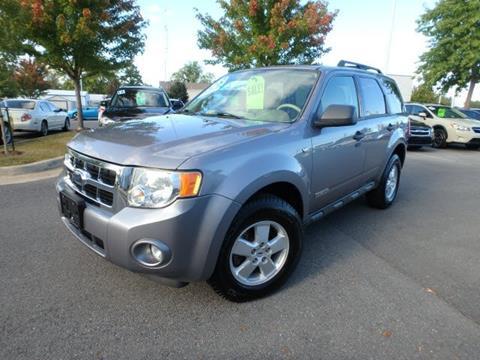 2008 Ford Escape for sale in Winchester VA